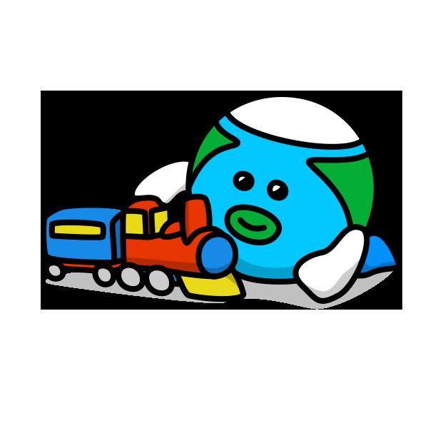 蒸気機関車営業開始