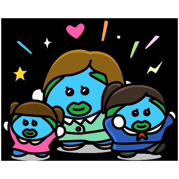 三姉妹の日