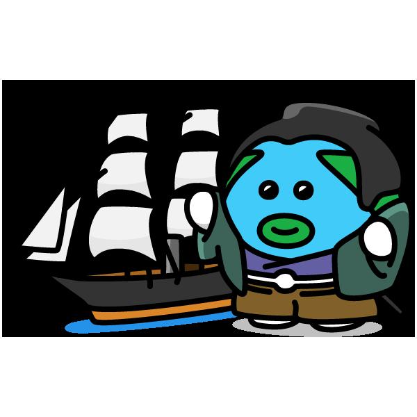 勝海舟の誕生日