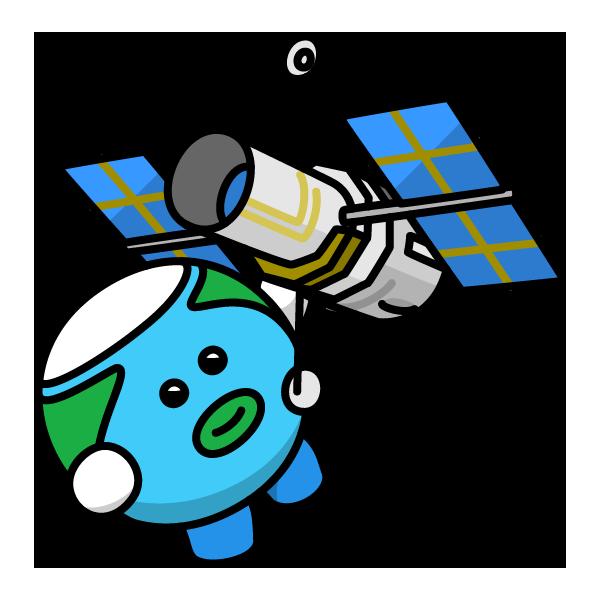 ハッブル宇宙望遠鏡打ち上げ
