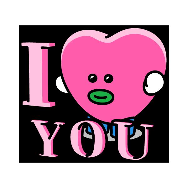 I Love Youの日