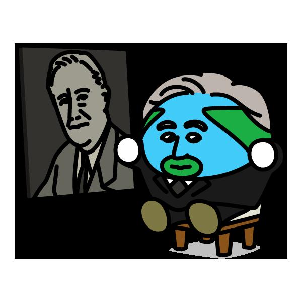 フランクリン・ルーズベルトの誕生日