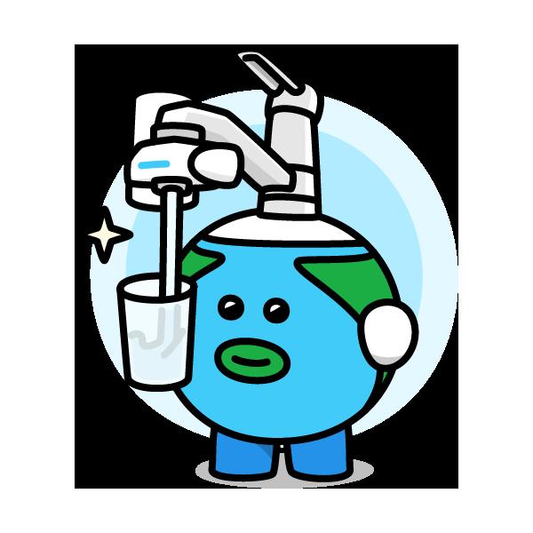 浄水器の日
