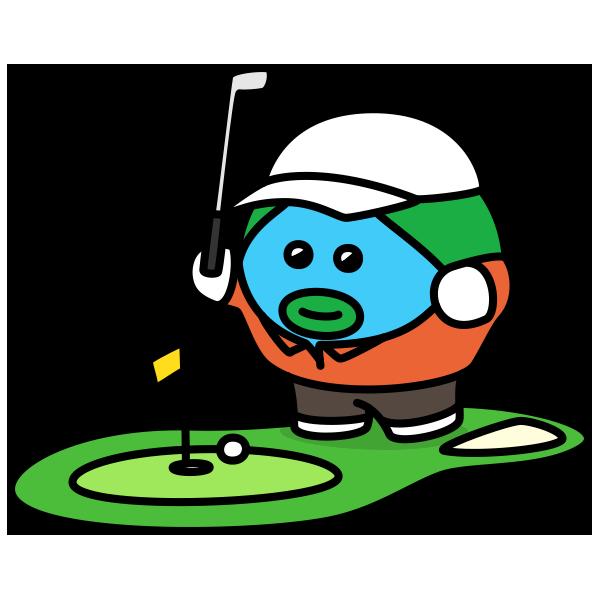 ゴルフ場記念日