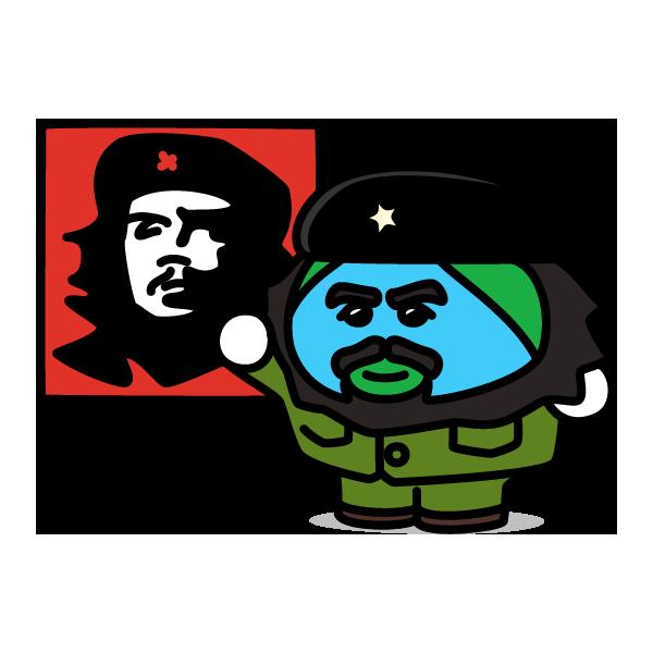 革命家チェ・ゲバラ生誕90年