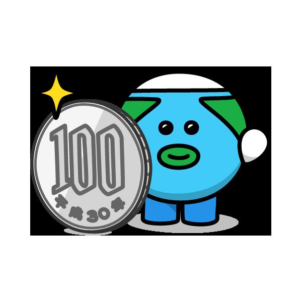 百円玉記念日