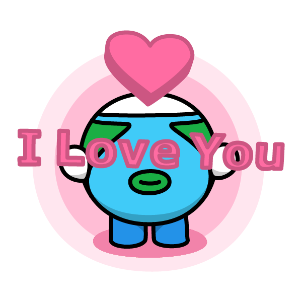 I Love You の日