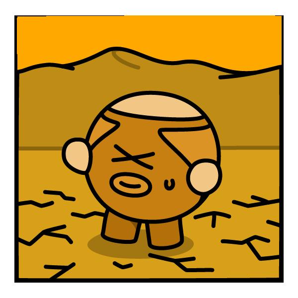 砂漠化および干ばつと闘う国際デー