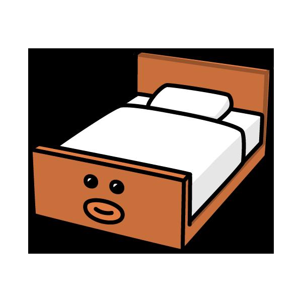 ベッドの日(good sleep day)