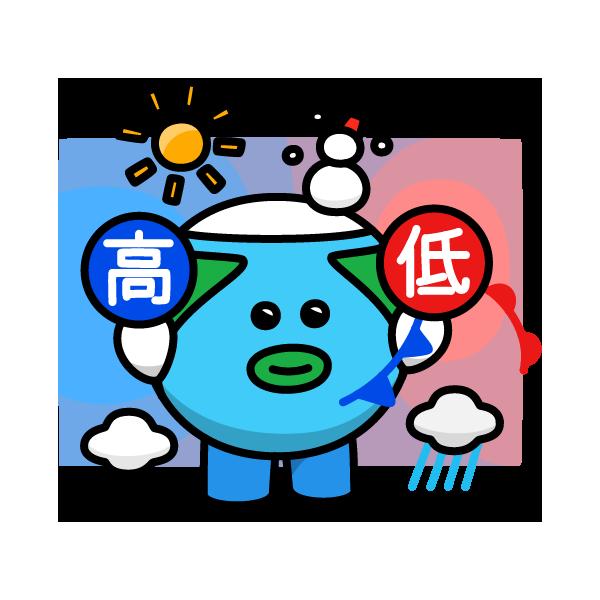 天気図記念日