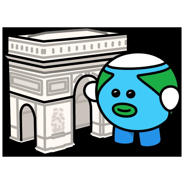 パリのエトワール凱旋門が完成した日
