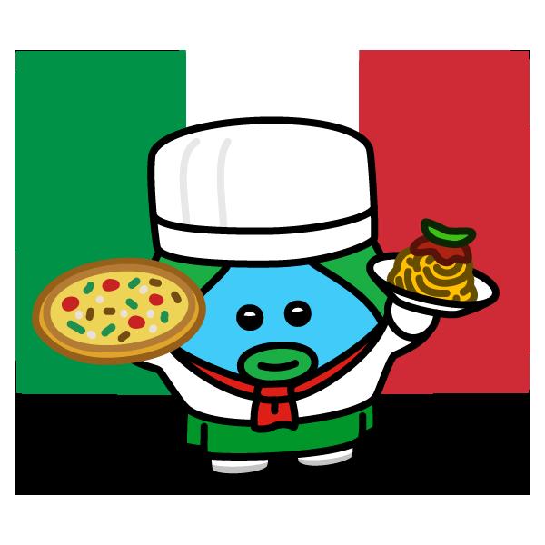 イタリア料理の日