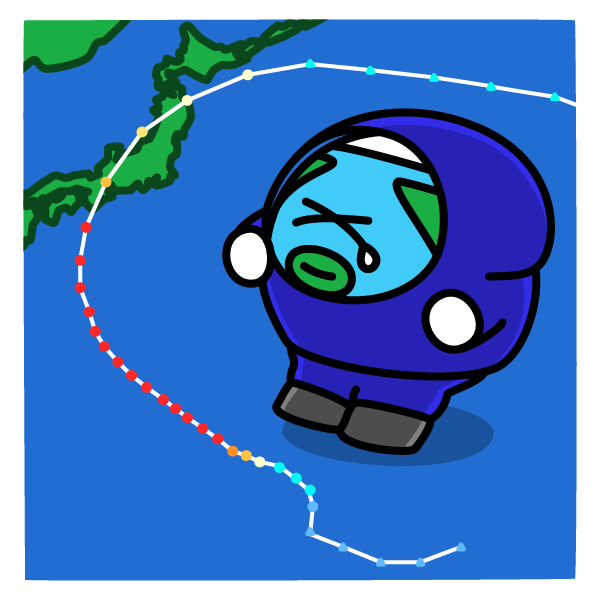 伊勢湾台風が上陸した日